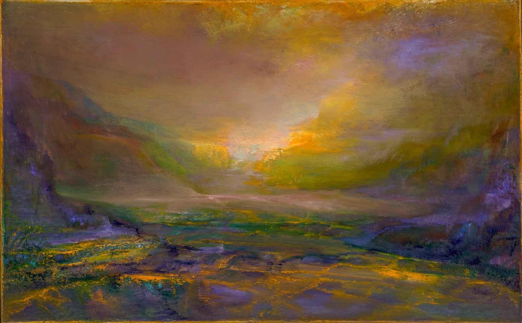 Light on Light by  Patricia Kaufman - Masterpiece Online