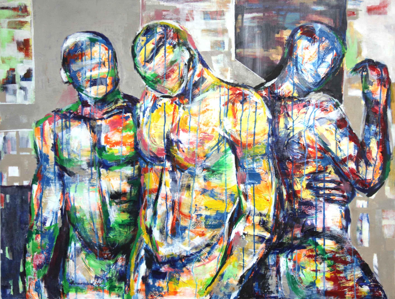 Brothers 4 by Miss Amarachi Kelechi Odimba - Masterpiece Online