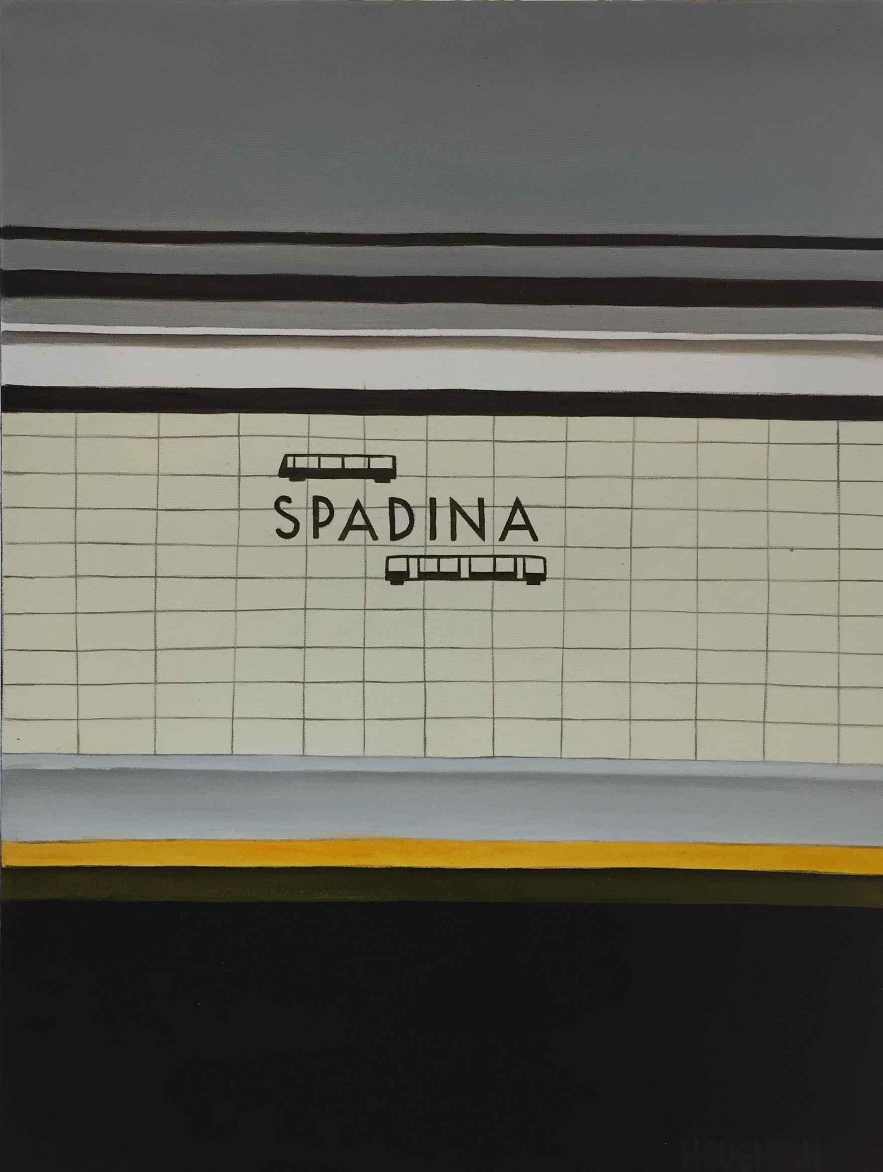Spadina by  Jonathon Houghton - Masterpiece Online