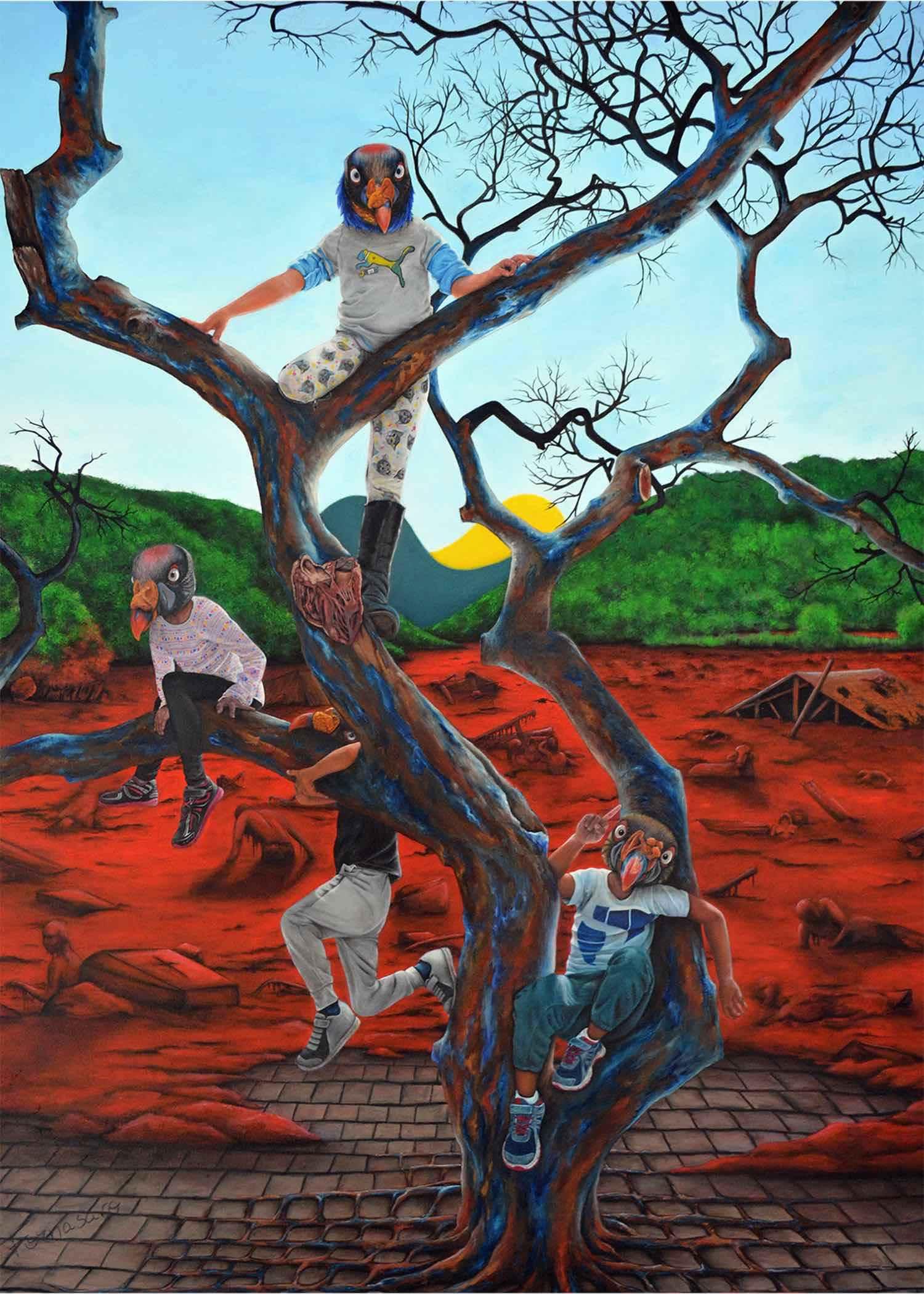 Brumadinho by Ms. Raquel Fornasaro - Masterpiece Online