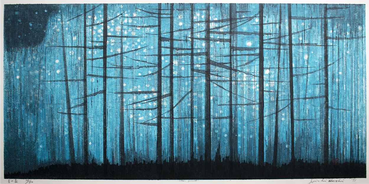 Star Forest by  Joichi Hoshi - Masterpiece Online