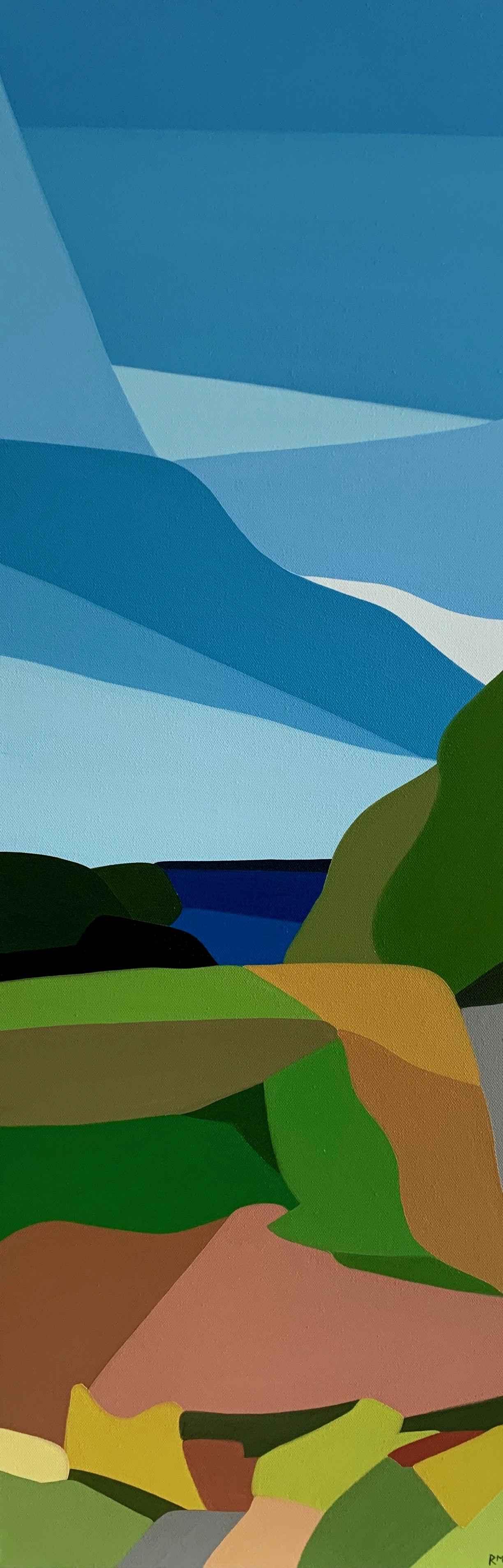Autumn Overlook by  Rachael Cassiani - Masterpiece Online