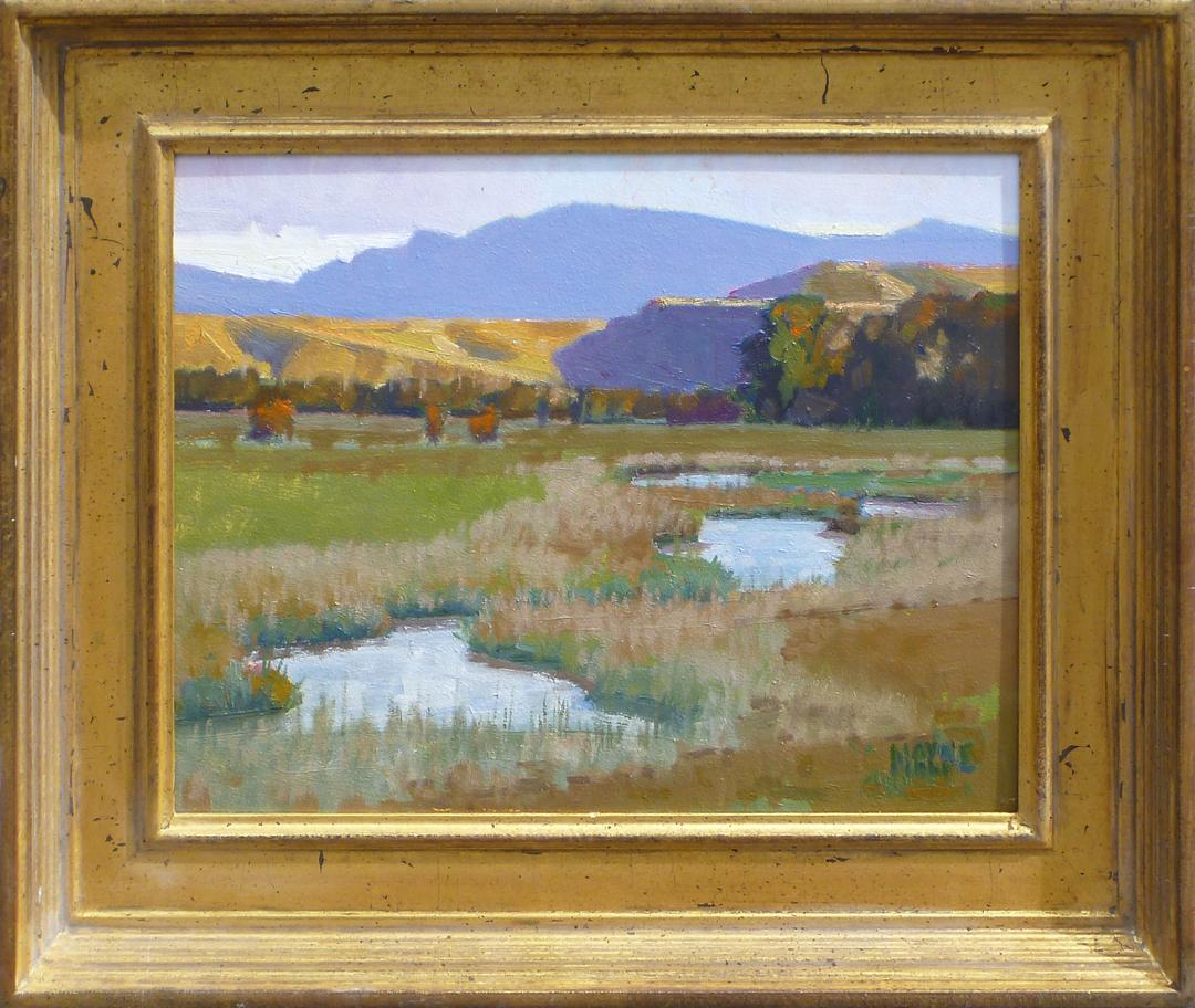Ohio Creek Plateau by Mr. Wayne Wolfe - Masterpiece Online