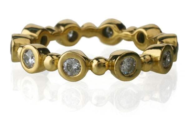 9-8-34 Diamond bead &... by  Ross Coppelman - Masterpiece Online