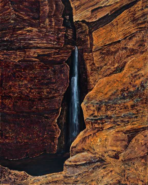 Heart of the Canyon by  Marilyn Bos - Masterpiece Online