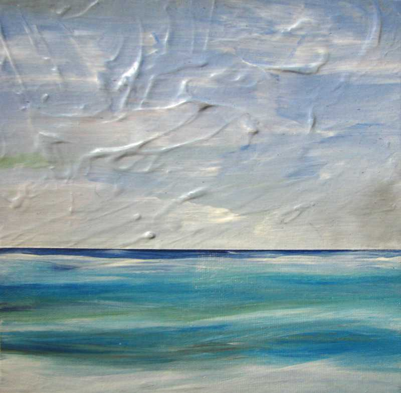 Pacific Blues 3 by  Curt Ginther - Masterpiece Online