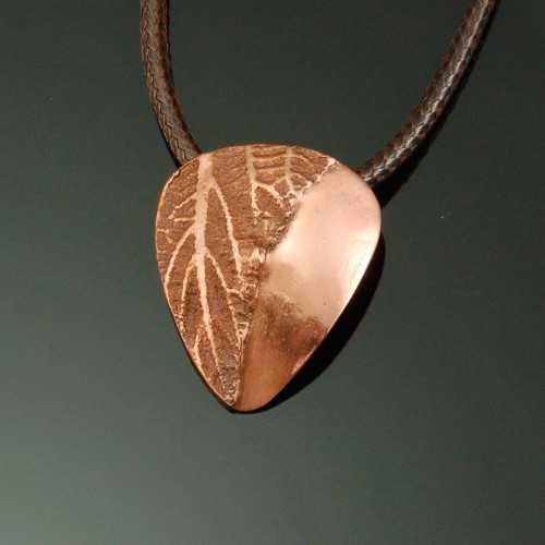 PRE1336 Pendant Coppe... by  Pam East - Masterpiece Online