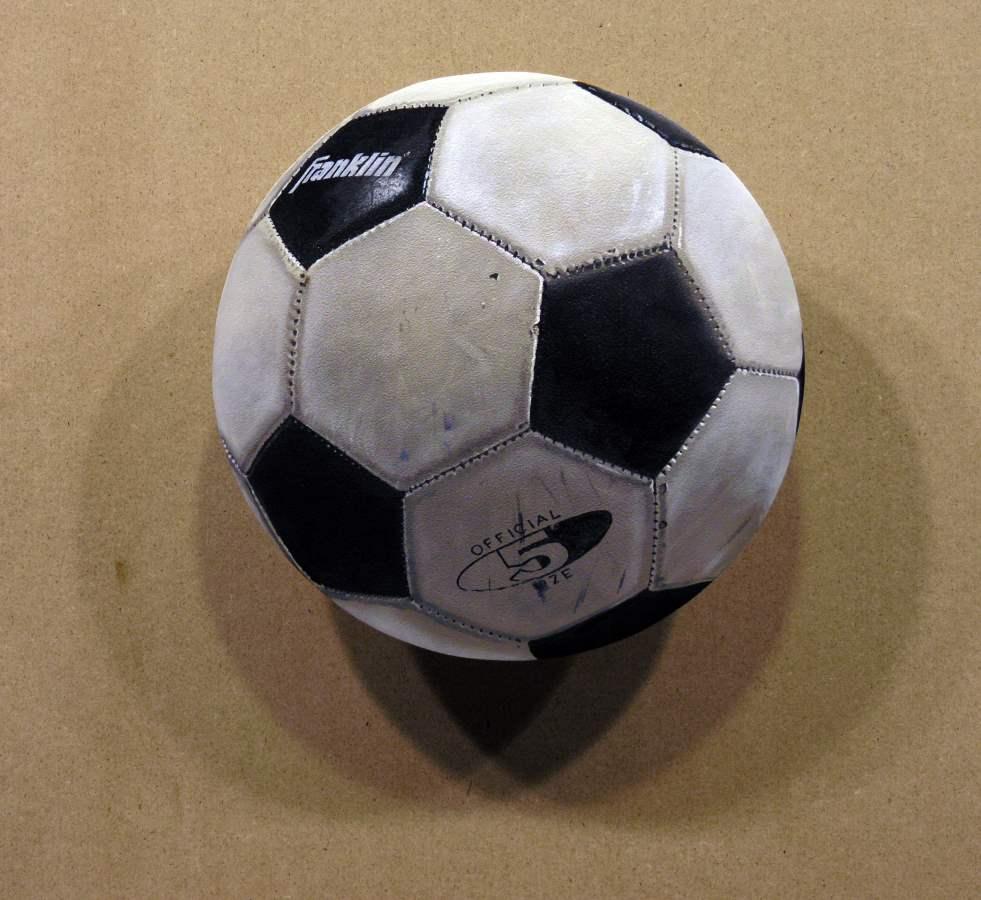 Soccer Ball by  Steve Mills - Masterpiece Online