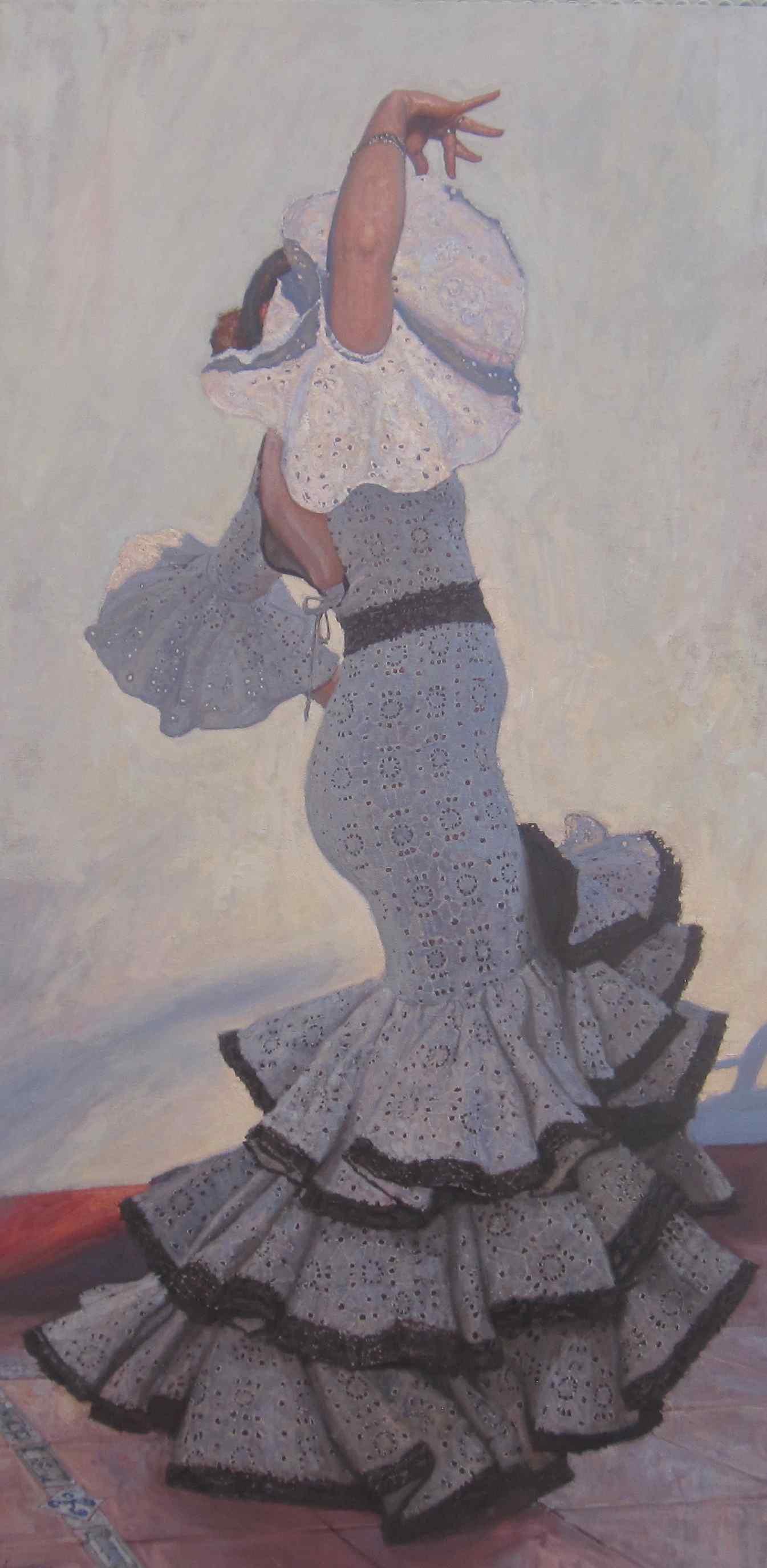 Marta: Traje de Feria by  Daud Akhriev - Masterpiece Online