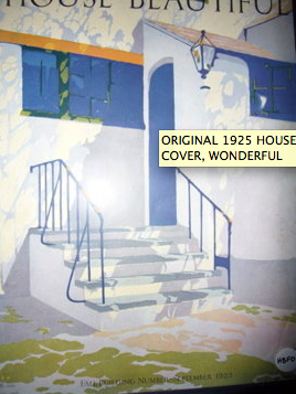 House Beautiful Cover, by   Gail McCready - Masterpiece Online