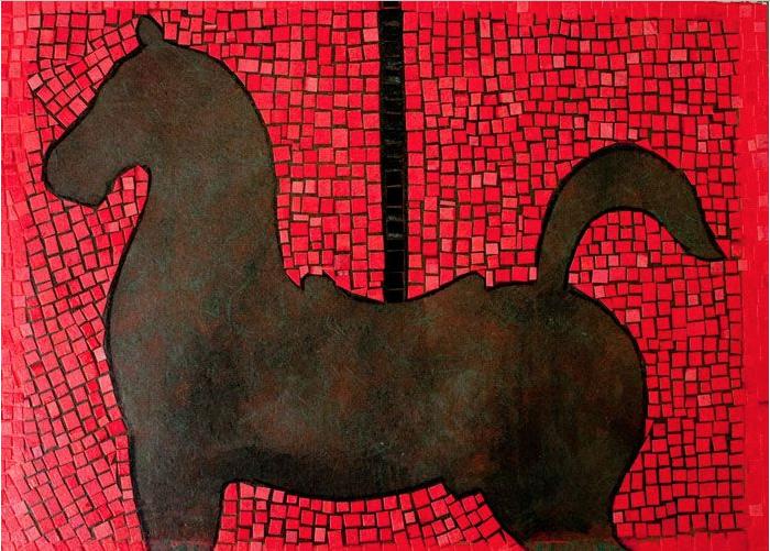 Black Line by Mr. Carlos Sanchez Vegas - Masterpiece Online