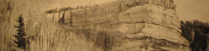 Cliffs Neart Durango I by  Lane Hall - Masterpiece Online