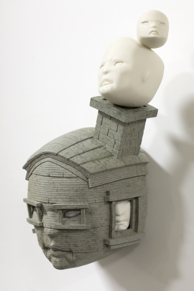 HOMEBODY HEAD 1 by  Calvin Ma - Masterpiece Online
