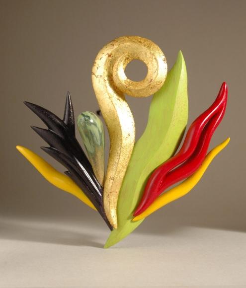 Bouquet by  Bruce Metcalf - Masterpiece Online