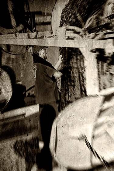 Tending Nets by  Michael Stimola - Masterpiece Online