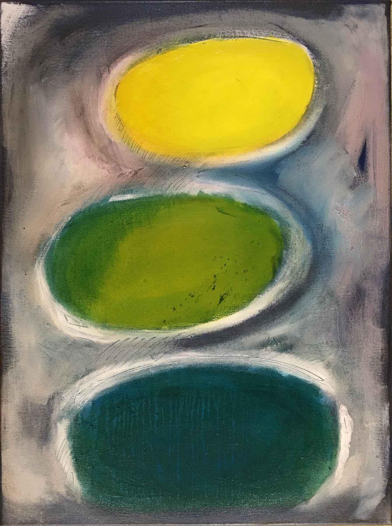 Janus-Color Field by  Tracy Kay Felix - Masterpiece Online