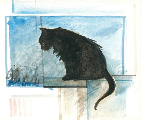 DP-Reverie by  P. Buckley Moss  - Masterpiece Online