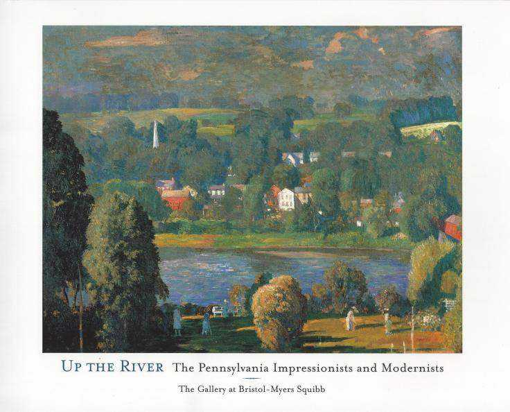 Up the River: The Pe... by   The Gallery at Bristol-Myers Squibb - Masterpiece Online