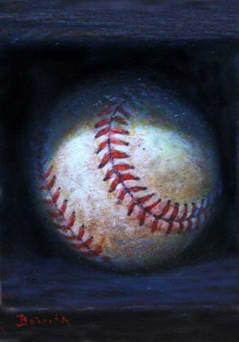 Baseball by  Todd Bonita - Masterpiece Online
