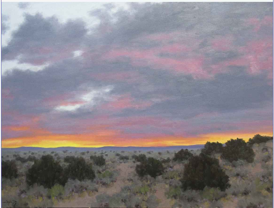 Landscape Painting Es... by  Stephen Day - Masterpiece Online