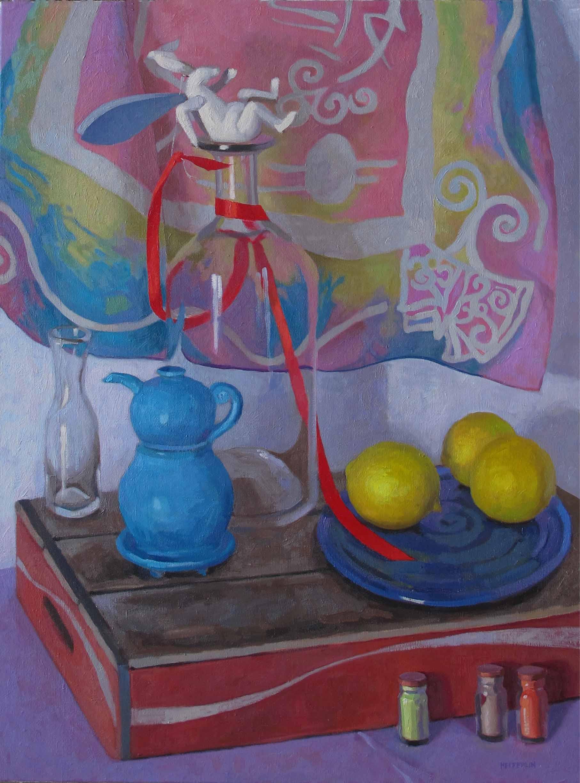 The Rabbit's Three De... by  Melissa Hefferlin - Masterpiece Online