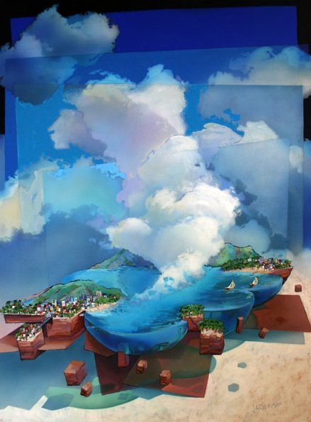 Sailing Away by  JA Gorman - Masterpiece Online