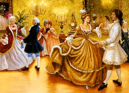 Cinderella At The Ball  by  Ruth Sanderson