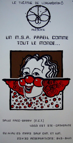 Theatre de l'organiza... by   Unknown - Masterpiece Online