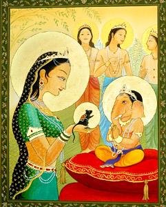 Ganesh  by