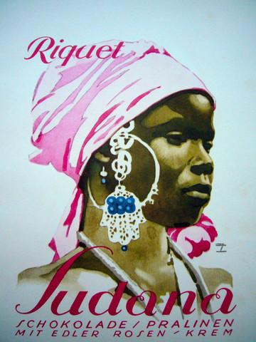 Riquet Sudana by  Ludwig Hohlwein - Masterpiece Online