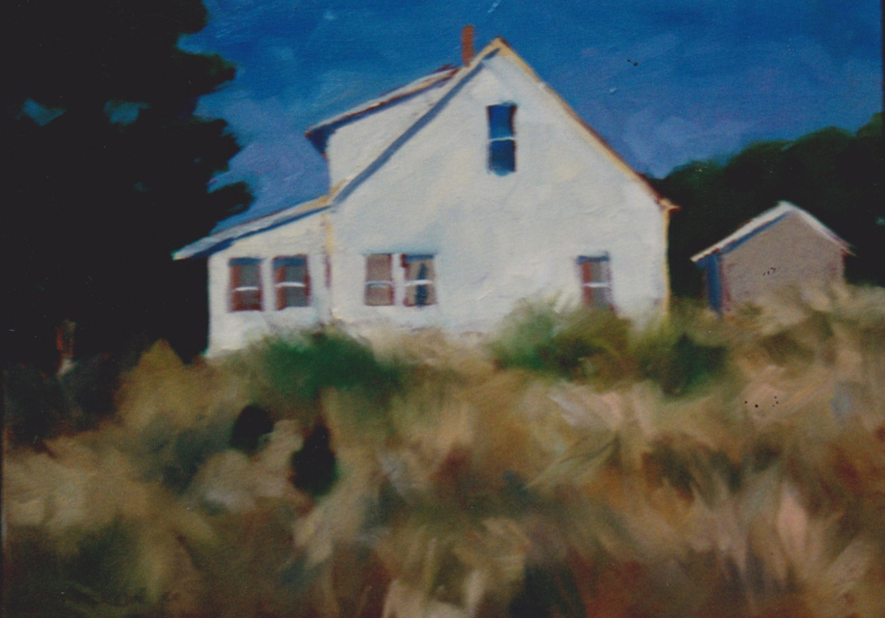 Lunt House, Maine by  Melissa Hefferlin - Masterpiece Online