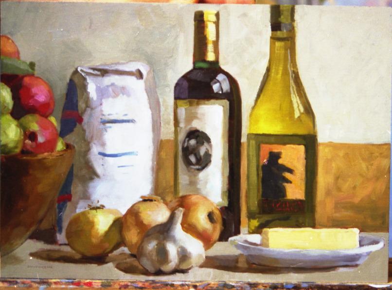 Before Dinner, II by  Melissa Hefferlin - Masterpiece Online