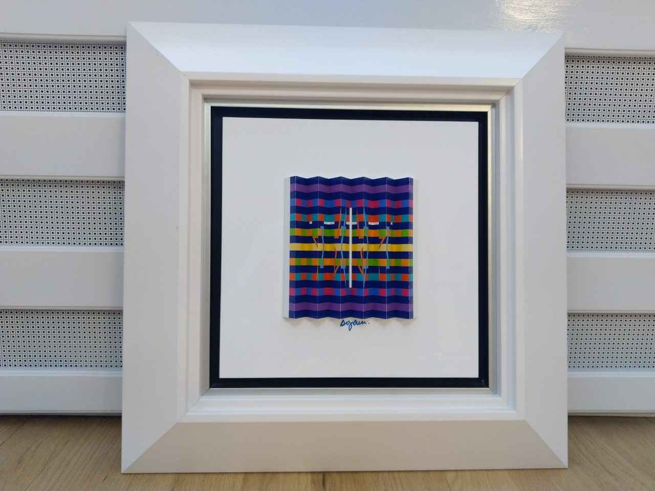 Visual Prayer for Pea... by  Yaacov Agam - Masterpiece Online