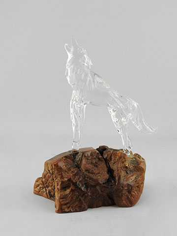 Howling Wolf by  James Spehler - Masterpiece Online
