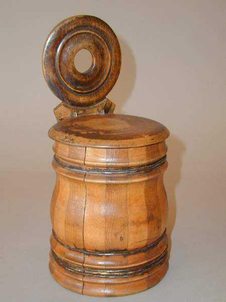 Old Salt Box by  German  - Masterpiece Online