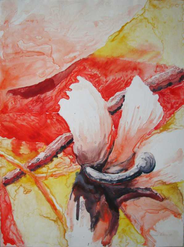 Naupaka Blossom by  Louise Barr - Masterpiece Online