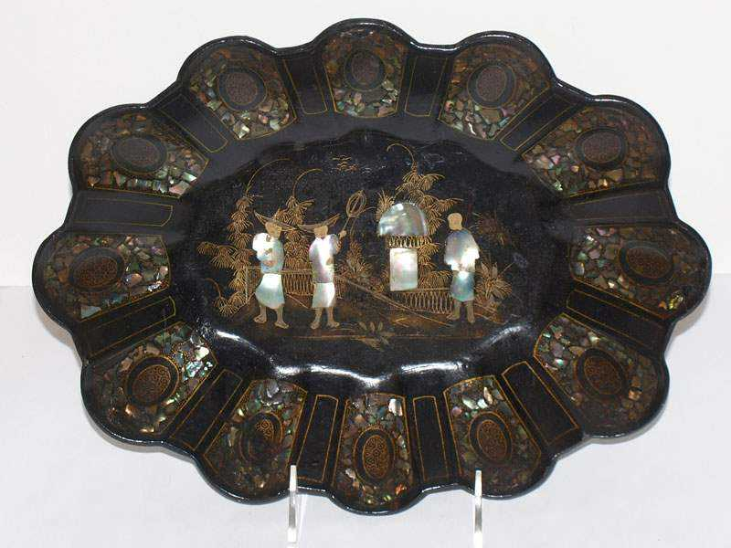 Lacquer Bowl by   English - Masterpiece Online
