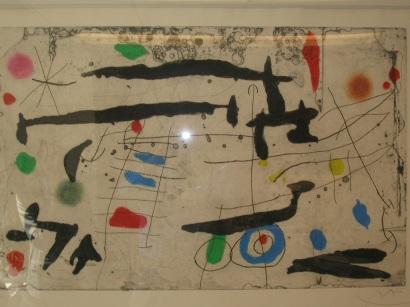 Trazado Sobre la Pare... by  Joan Miro - Masterpiece Online