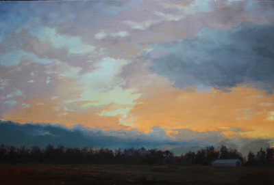 In the Gloaming by  Dan  Knepper - Masterpiece Online
