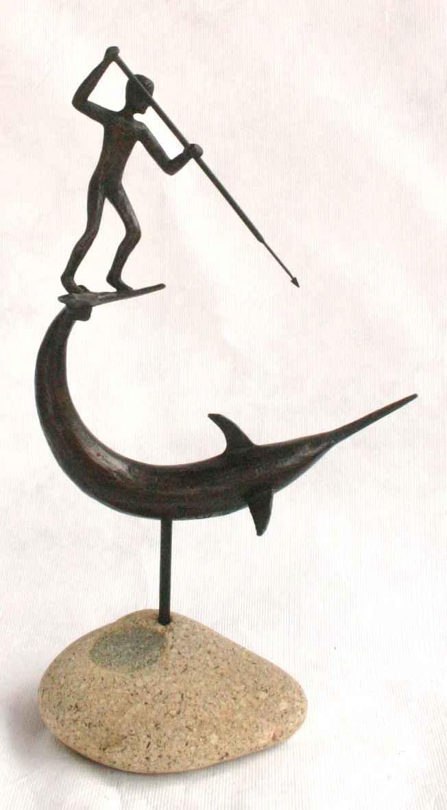 Swordfish Harpooner (... by  Jay Lagemann - Masterpiece Online