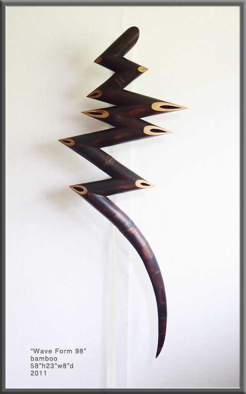 Waveform 98 by  Steven Rosenthal - Masterpiece Online