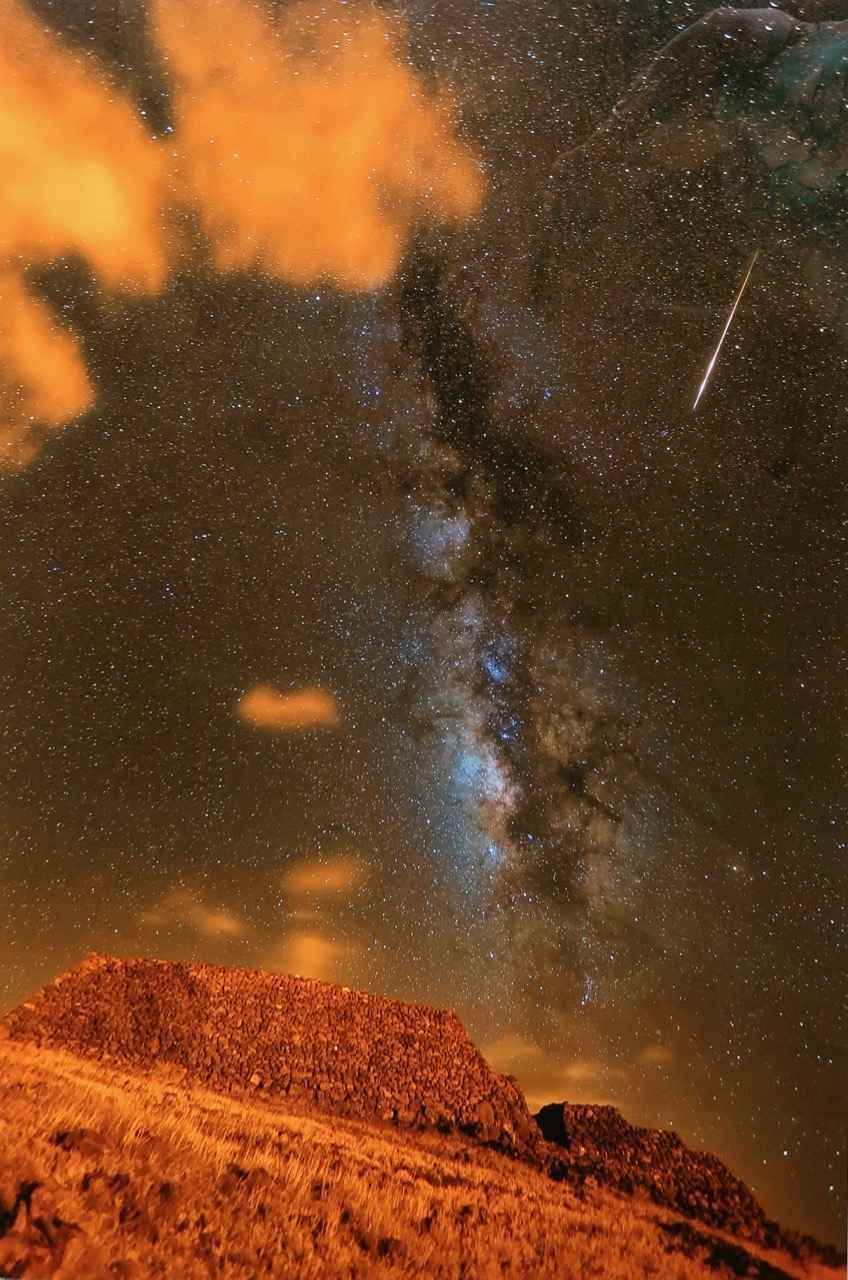 Night Shot of Puu Koh... by  Ethan Tweedie - Masterpiece Online