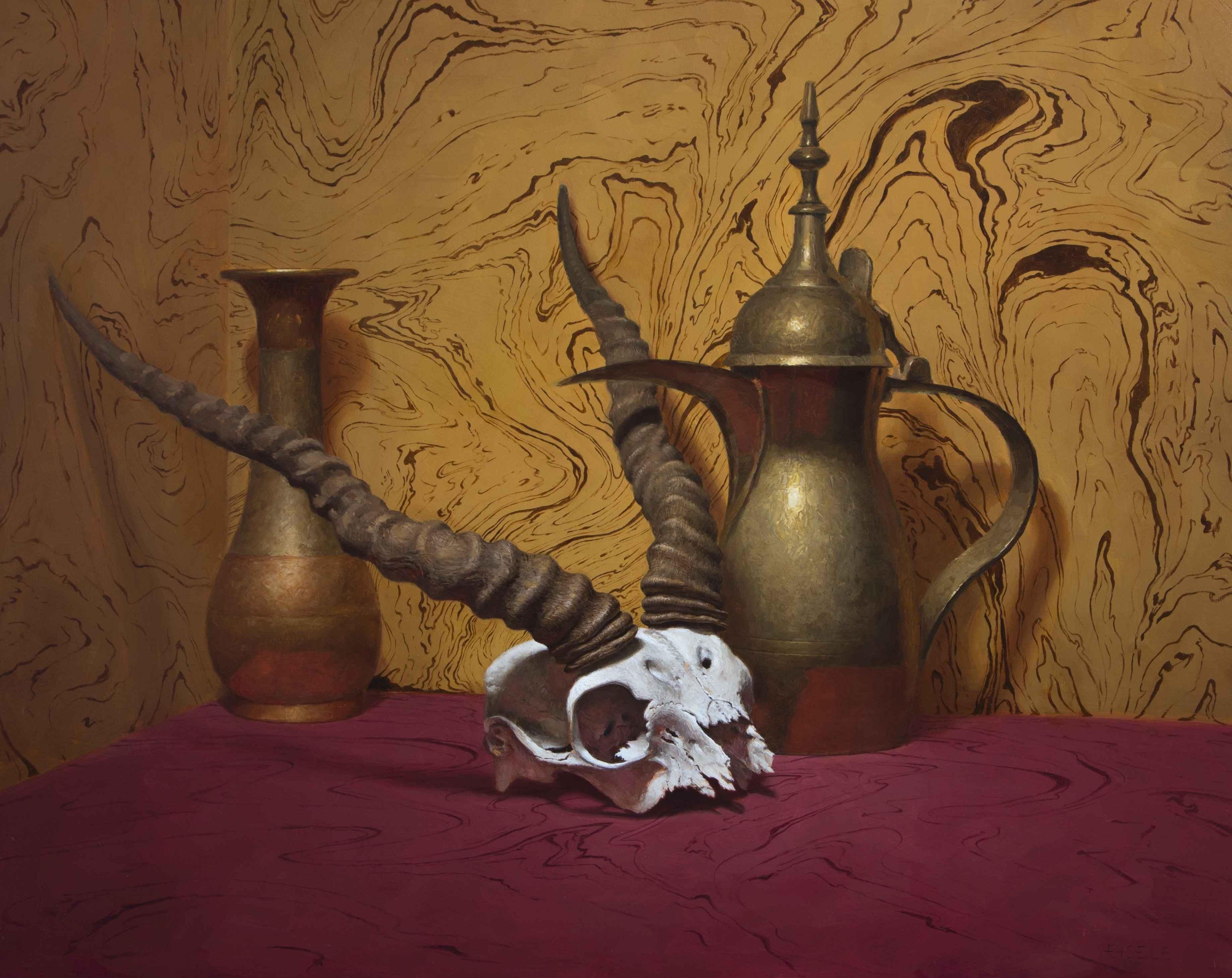 Bone Dry by  Nick Eisele - Masterpiece Online