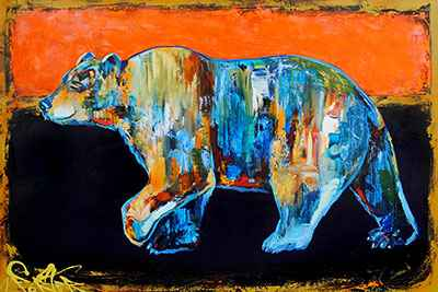 Bear - DS 182754 by  Brian Porter - Masterpiece Online