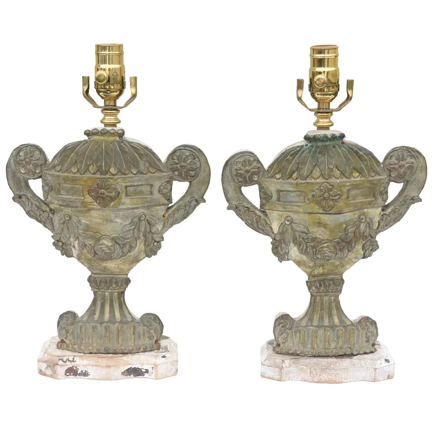 Pair of 19th C. Bronz... by  French  - Masterpiece Online