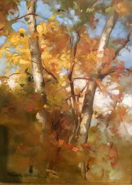 Autumn by  Katherine Galbraith - Masterpiece Online