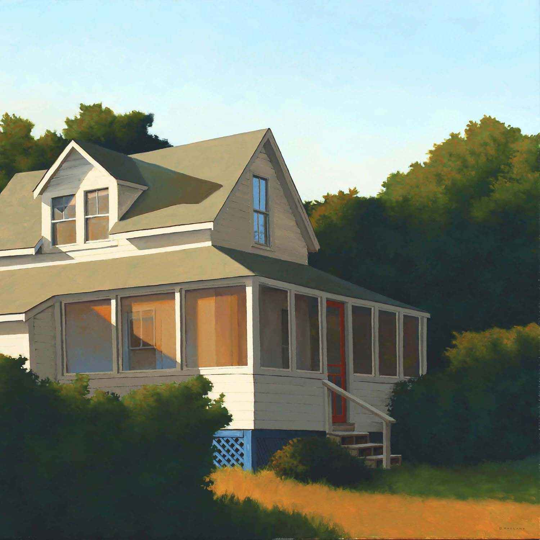 Wraparound Porch by  Jim Holland - Masterpiece Online