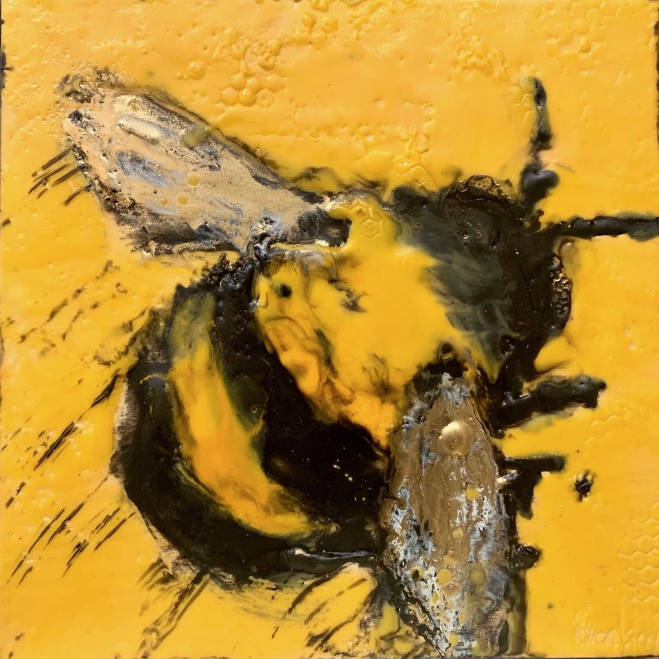 Black-Eyed Susan by  Kathy Bradshaw - Masterpiece Online
