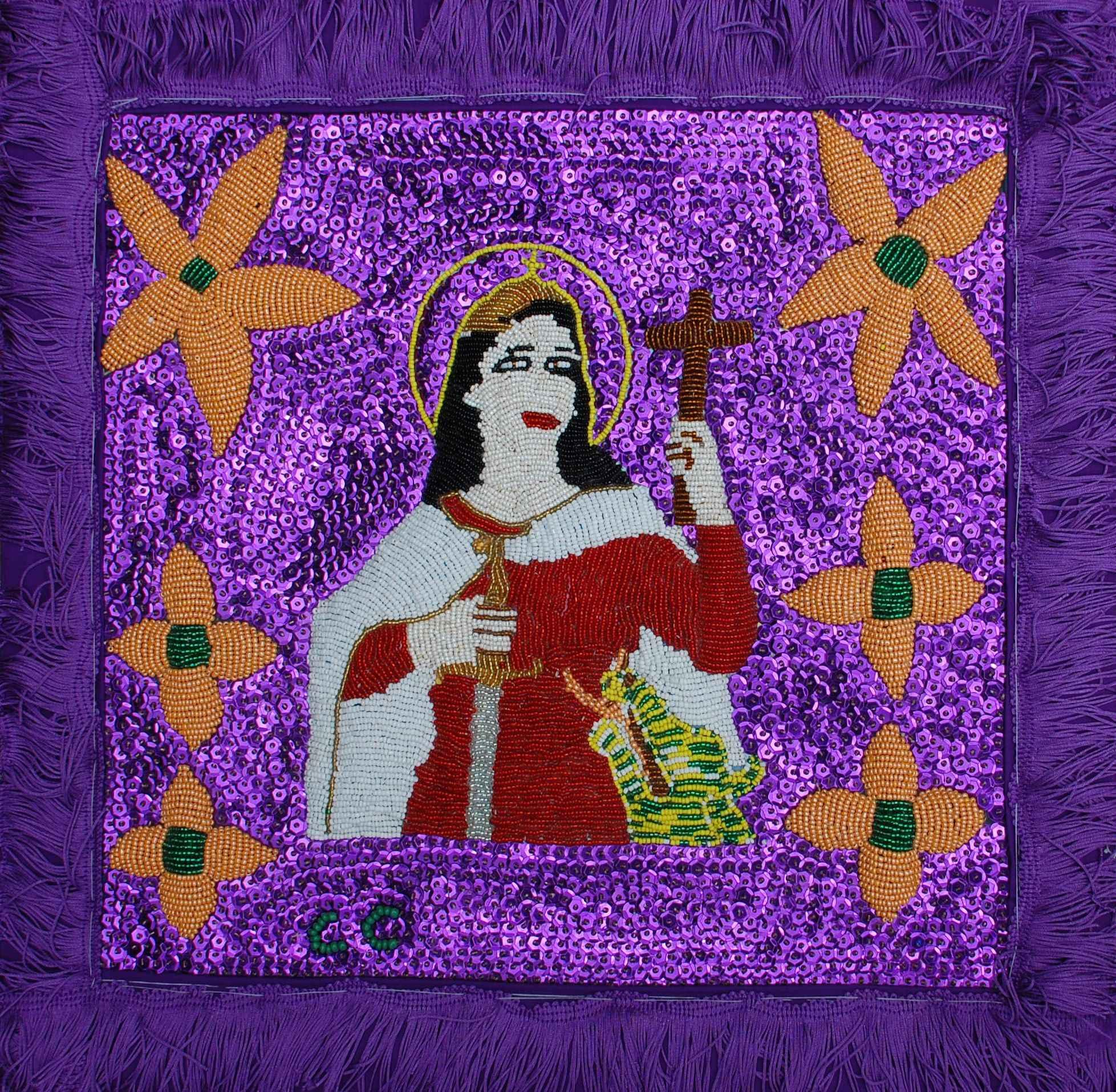 Sainte Marguerite by  Carlo CADET - Masterpiece Online