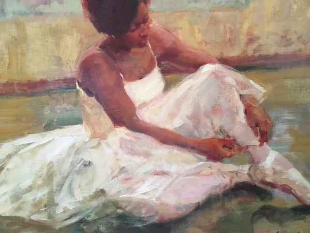 Getting Ready by  Melinda Morrison - Masterpiece Online